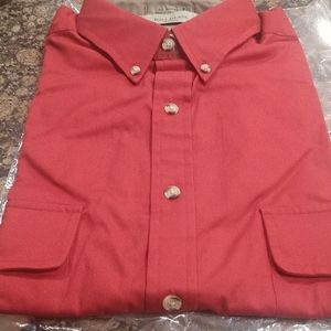 New Bill Blas's cotton long sleeve shirt